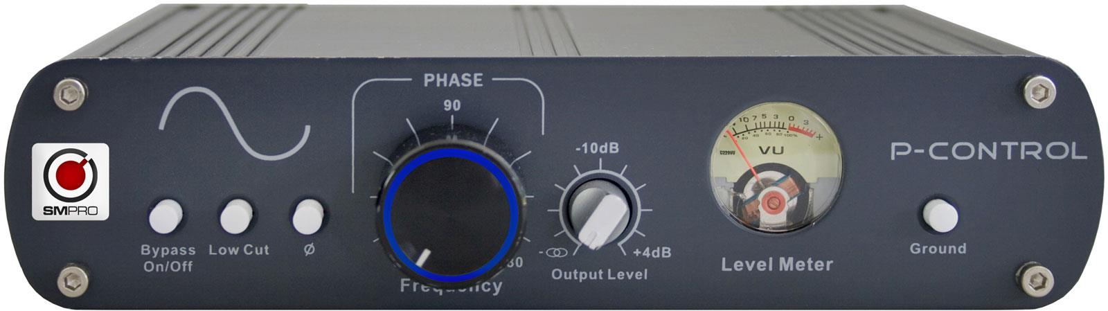 Studio Phase Meter : Sm pro audio p control adjustable phase controller keymusic