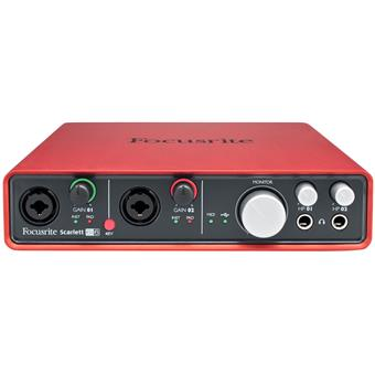 Focusrite Scarlett 6i6 USB audio-interface