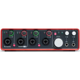 Focusrite Scarlett 18i8 USB audio-interface