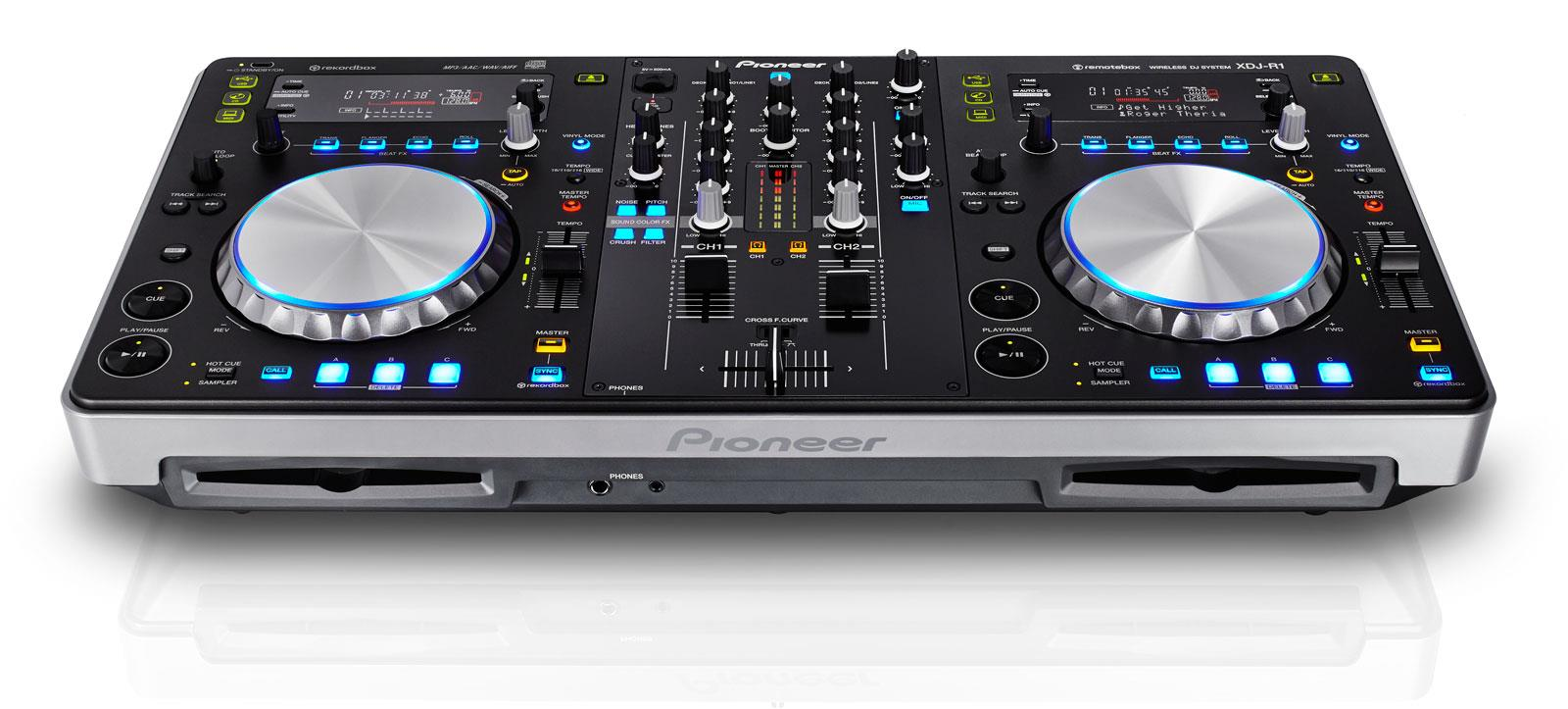 Pioneer Xdj R1 All In One System Keymusic