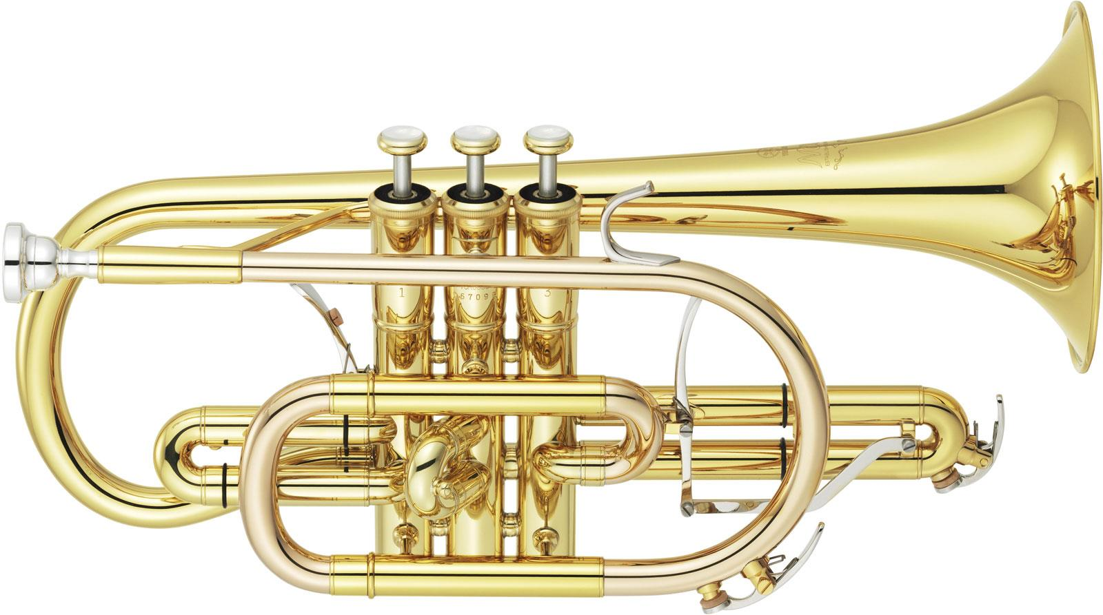 yamaha ycr 8335 02 neo series cornet yellow brass clear keymusic
