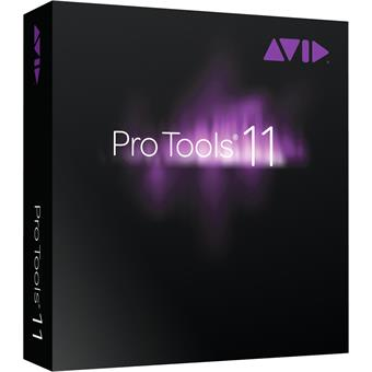 Avid Pro Tools 11 Activation Card sequencing software/virtual studio