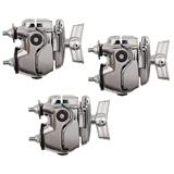 Ludwig LAPAM3 Atlas Mount Bracket 3-pack