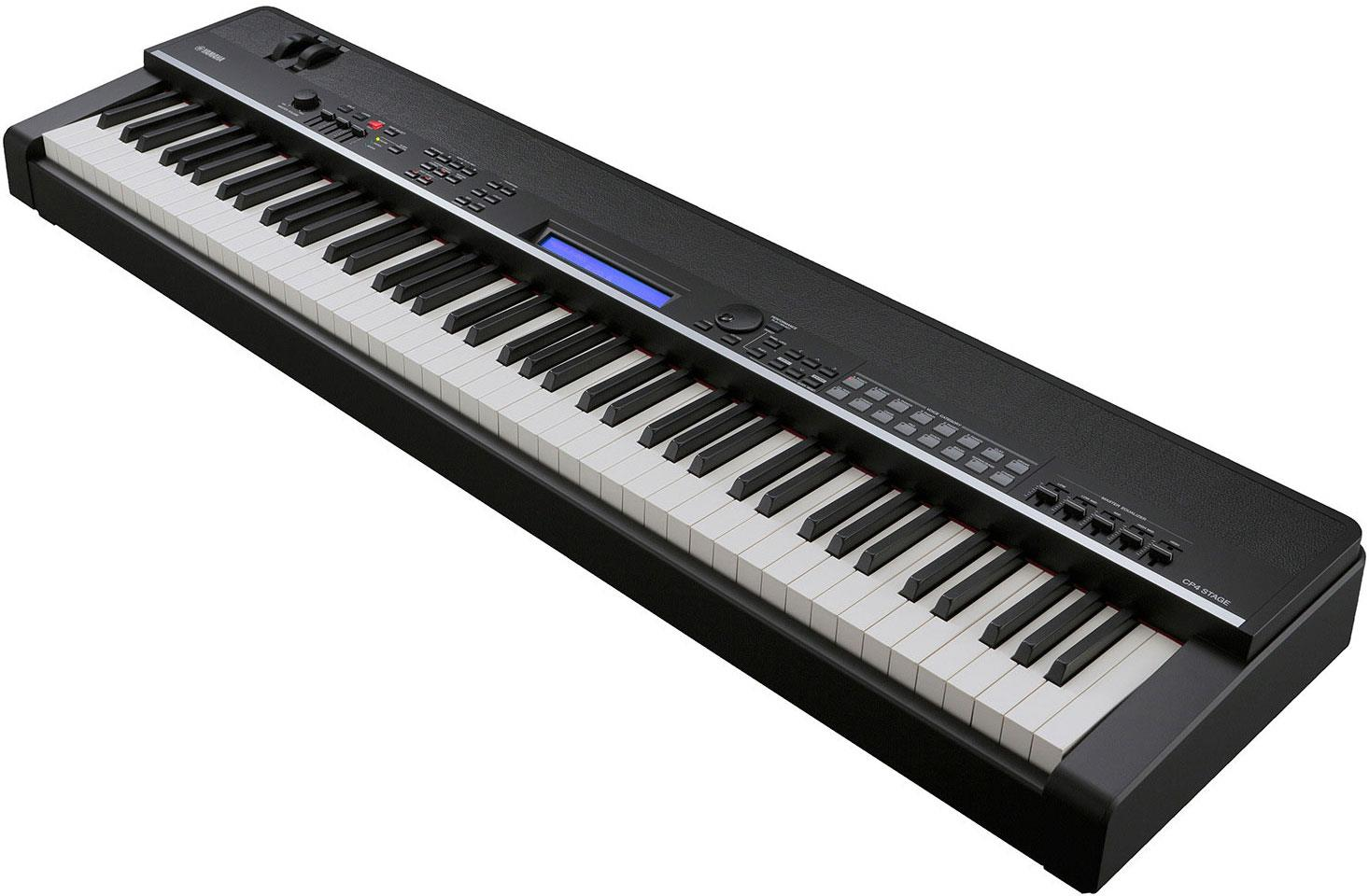 yamaha cp4 stage keymusic. Black Bedroom Furniture Sets. Home Design Ideas