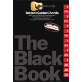 Music Sales The Black Book Instant Guitar Chords