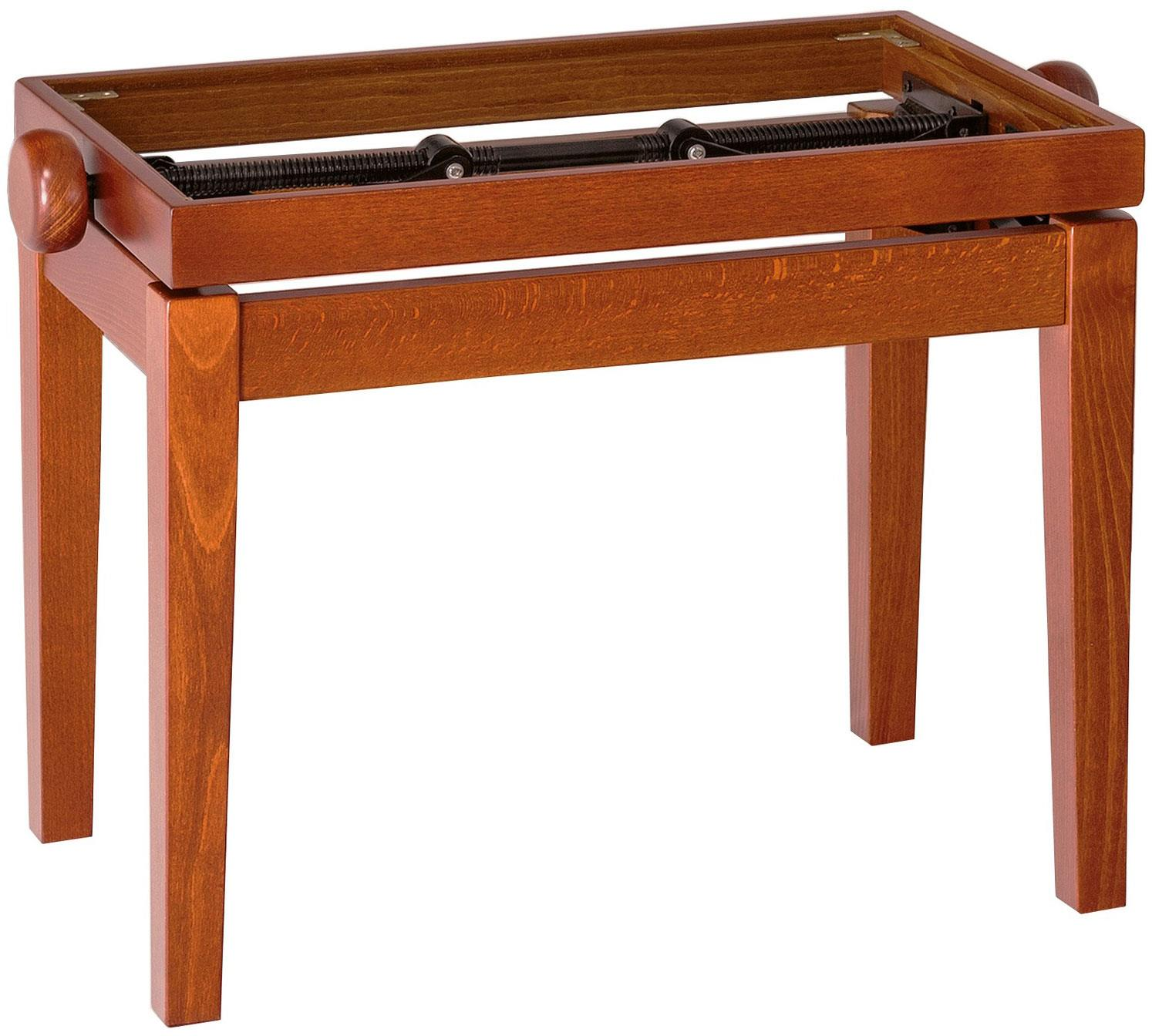 Konig Amp Meyer 13740 Piano Bench Wooden Frame Cherry Matt