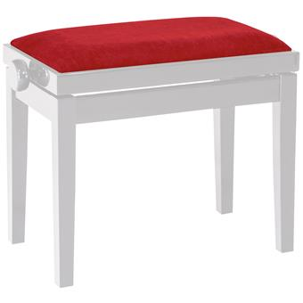 Konig Amp Meyer 13802 Piano Bench Seat Only Velvet Red