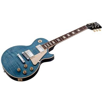 Gibson Les Paul Traditional 2014 Ocean Blue guitare électrique