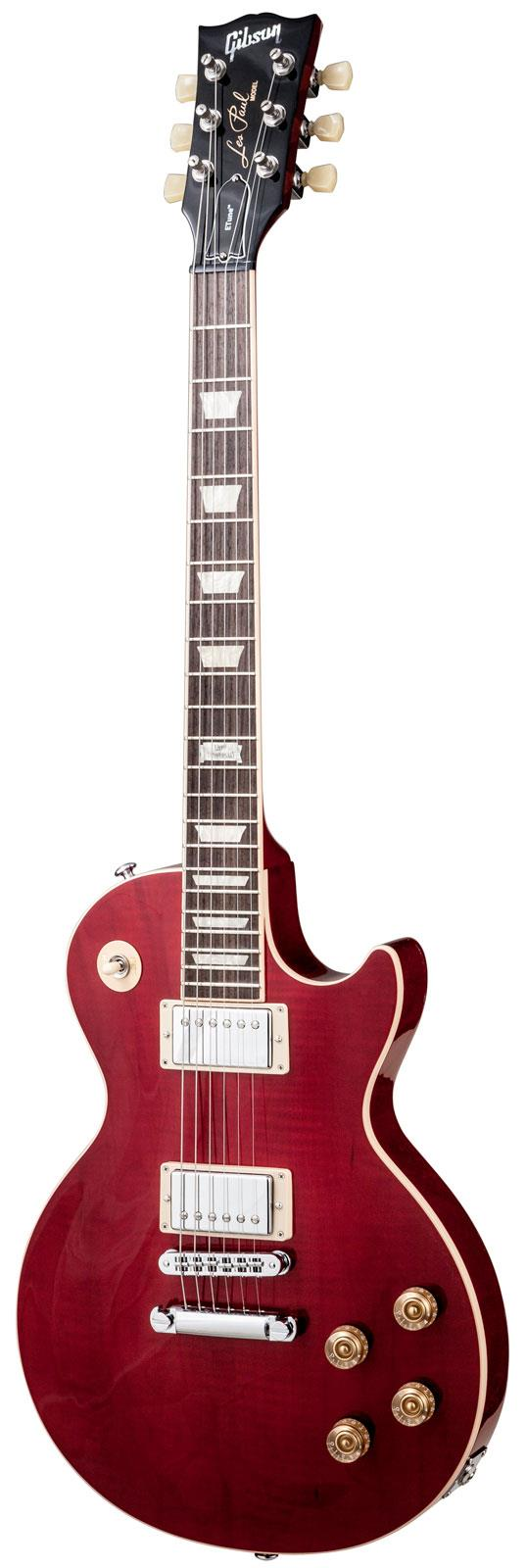 Gibson Les Paul Standard 2014 Brilliant Red