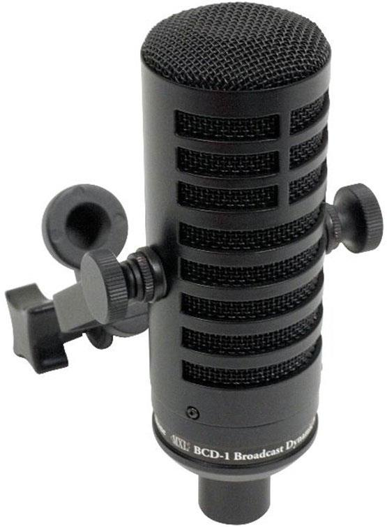mxl bcd 1 live broadcast dynamic microphone keymusic. Black Bedroom Furniture Sets. Home Design Ideas