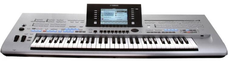 Yamaha Tyros 4 with Free Expansion Pack