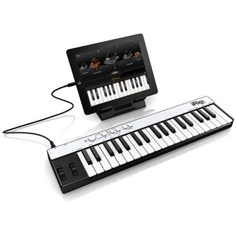 IK Multimedia iRig KEYS with Lightning  controller