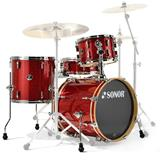 Sonor Bop Special Edition Red Galaxy Sparkle
