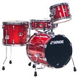 Sonor SSE12 Safari Special Edition Red Galaxy Sparkle