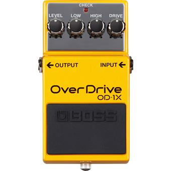 Boss OD-1X Overdrive overdrive pedal