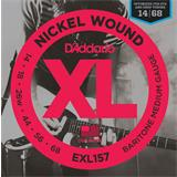 D'Addario EXL157 Nickel Wound Baritone Medium 14-68