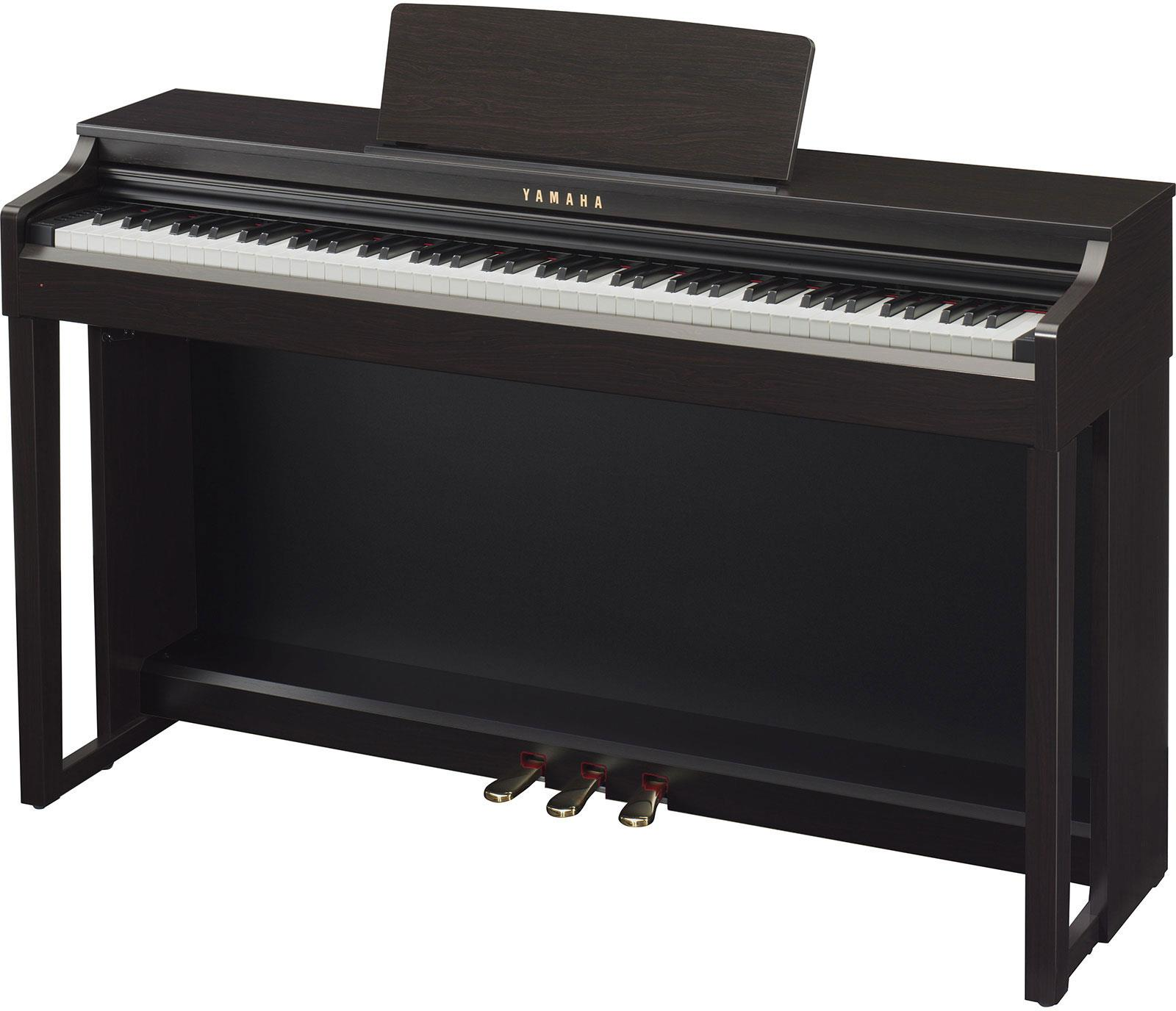 Yamaha clp525r clavinova dark rosewood keymusic for Yamaha digital piano dealers