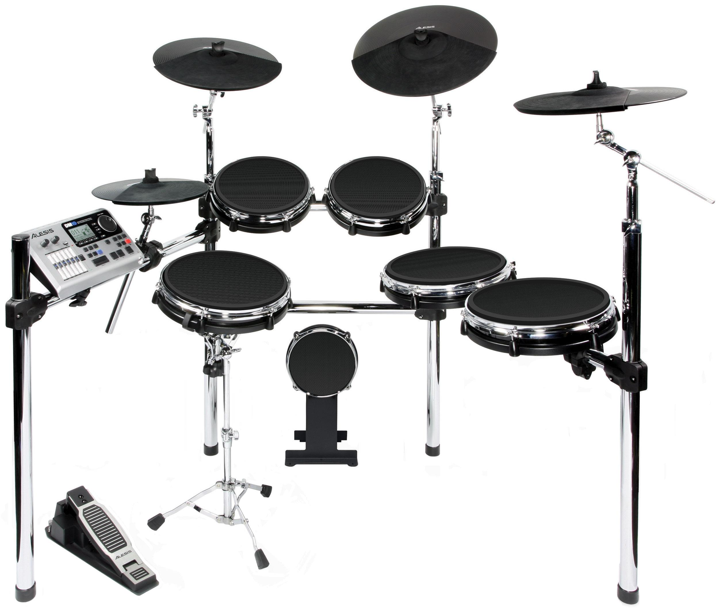 alesis dm10 x kit mesh keymusic. Black Bedroom Furniture Sets. Home Design Ideas