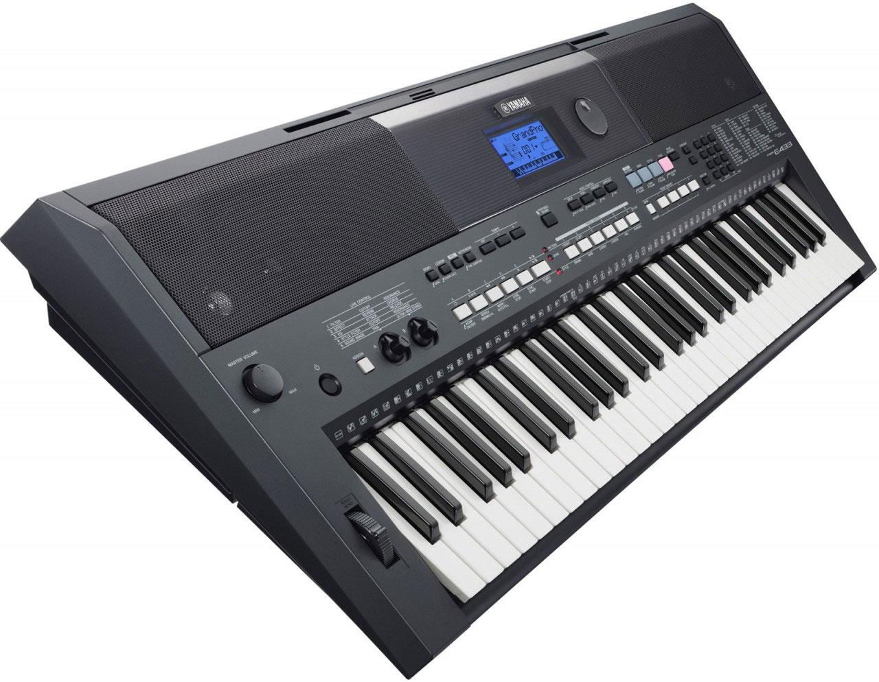 yamaha psr e443 keymusic. Black Bedroom Furniture Sets. Home Design Ideas