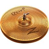Zildjian GEN16 Buffed Bronze 13 HiHat Pair