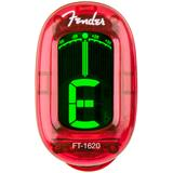 Fender FT-1620 California Clip-On Tunes Candy Apple Red