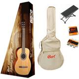 Cort CCP10 Natural Satin Trailblazer Pack