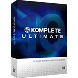 Native Instruments Komplete 10 Ultimate Update from Komplete 2-9