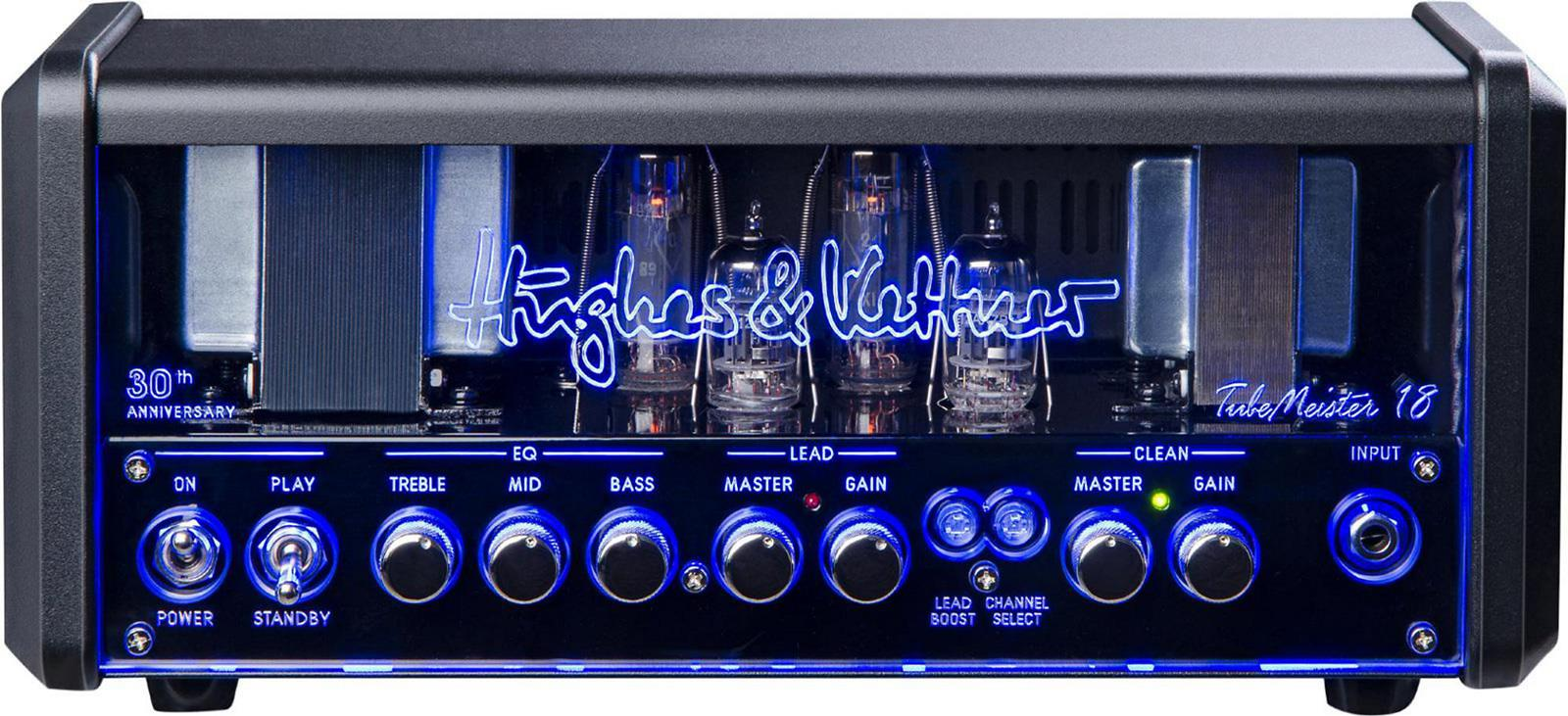 hughes kettner tm18h tubemeister 30th anniversary keymusic. Black Bedroom Furniture Sets. Home Design Ideas