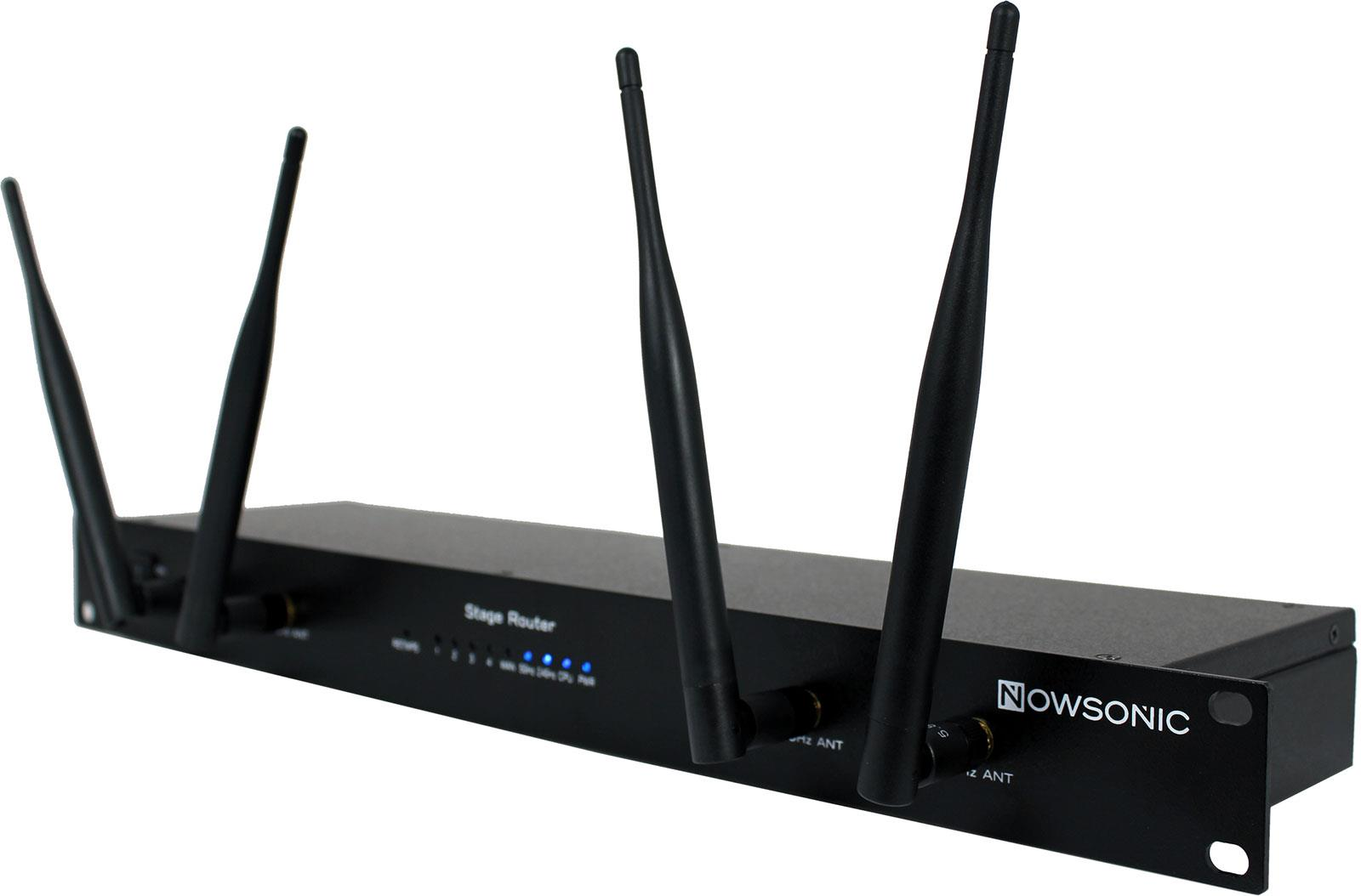 Nowsonic Stage Router   Keymusic