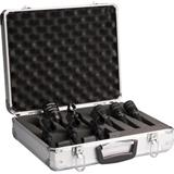 Audix DP4 Instrument Mic Pack