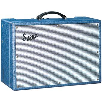 Supro 1650RT Royal Reverb buizen gitaarcombo