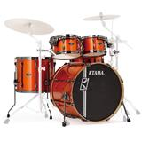 Tama ML62HXZBNS Superstar Hyper-Drive Maple Bright Orange Metallic
