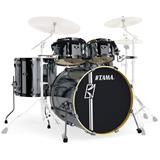 Tama MK52HXZBNS Superstar Hyper-Drive Maple Titanium Silver Metallic
