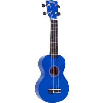 Mahalo MR1BU Rainbow Blue ukelele