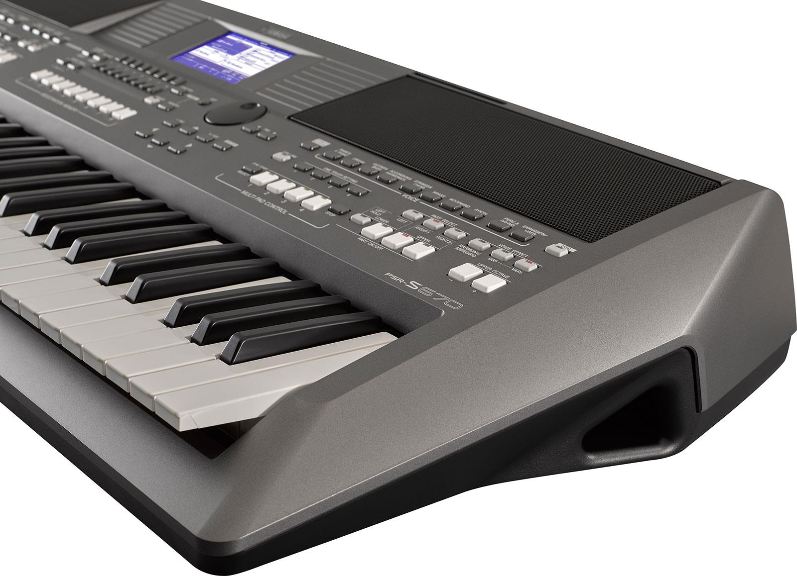 yamaha psr s670 keymusic. Black Bedroom Furniture Sets. Home Design Ideas