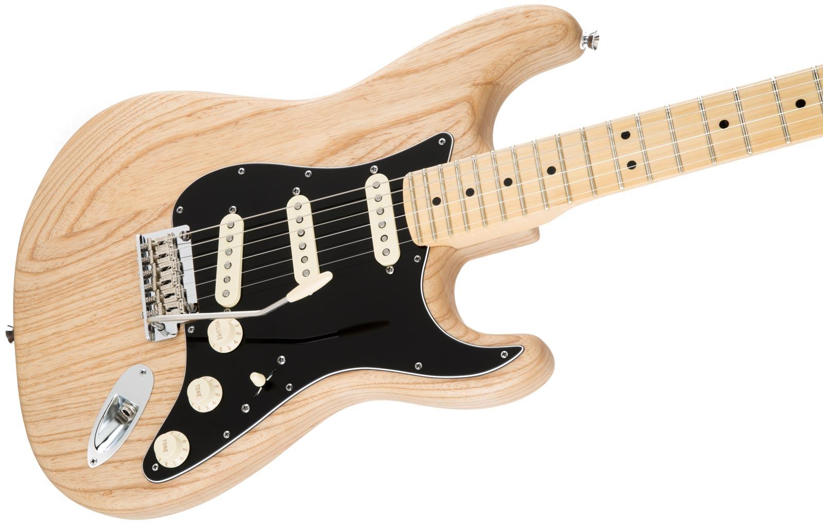 Fender American Standard Stratocaster Oiled Ash Limited