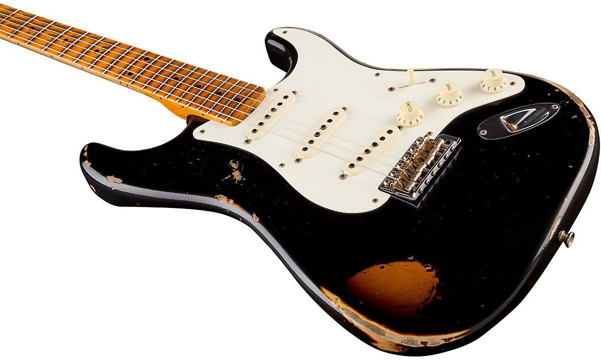 Fender Custom Shop 1957 Heavy Relic Stratocaster Faded