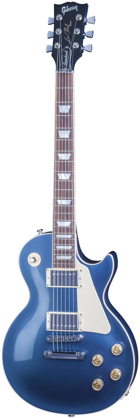 gibson les paul standard 2016 hp blue mist keymusic. Black Bedroom Furniture Sets. Home Design Ideas