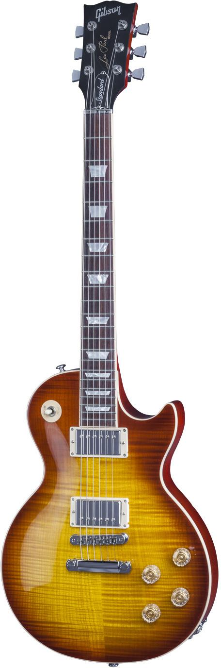 gibson les paul standard 2016 hp tea burst keymusic. Black Bedroom Furniture Sets. Home Design Ideas