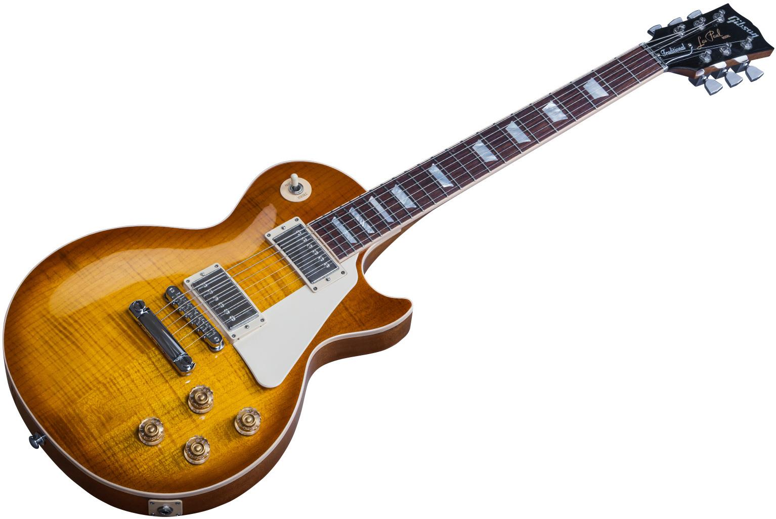 gibson les paul traditional 2016 hp honey burst keymusic. Black Bedroom Furniture Sets. Home Design Ideas