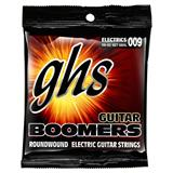 GHS GBXL Extra Light Boomers Electric Guitar Strings