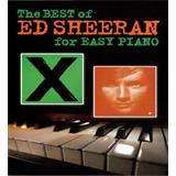 Hal Leonard The Best Of Ed Sheeran For Easy Piano
