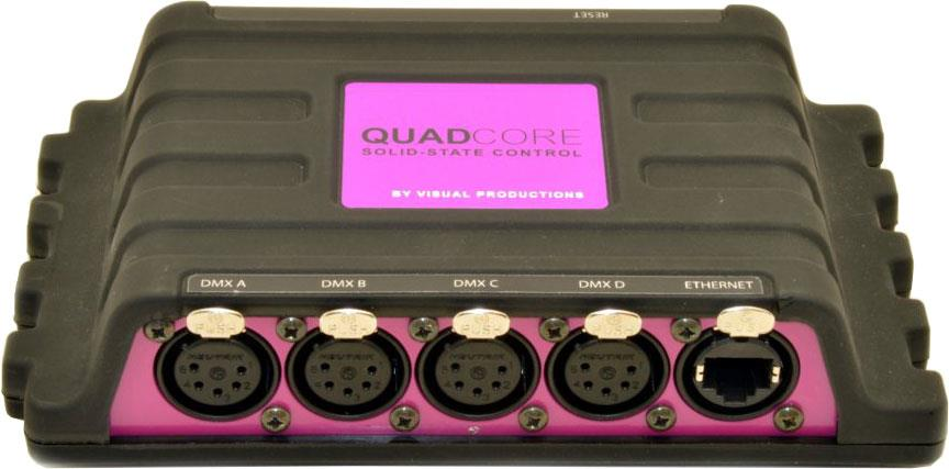 281ab6fef66 Visual Productions Quadcore controller/dimmer