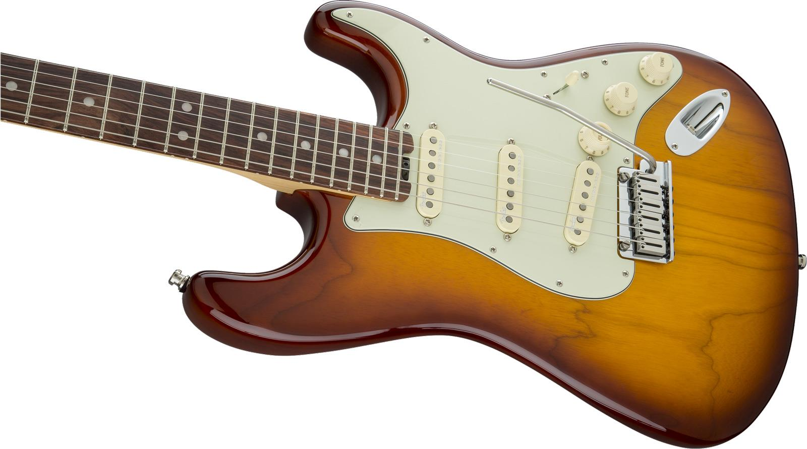 fender american elite stratocaster rw tobacco sunburst keymusic. Black Bedroom Furniture Sets. Home Design Ideas