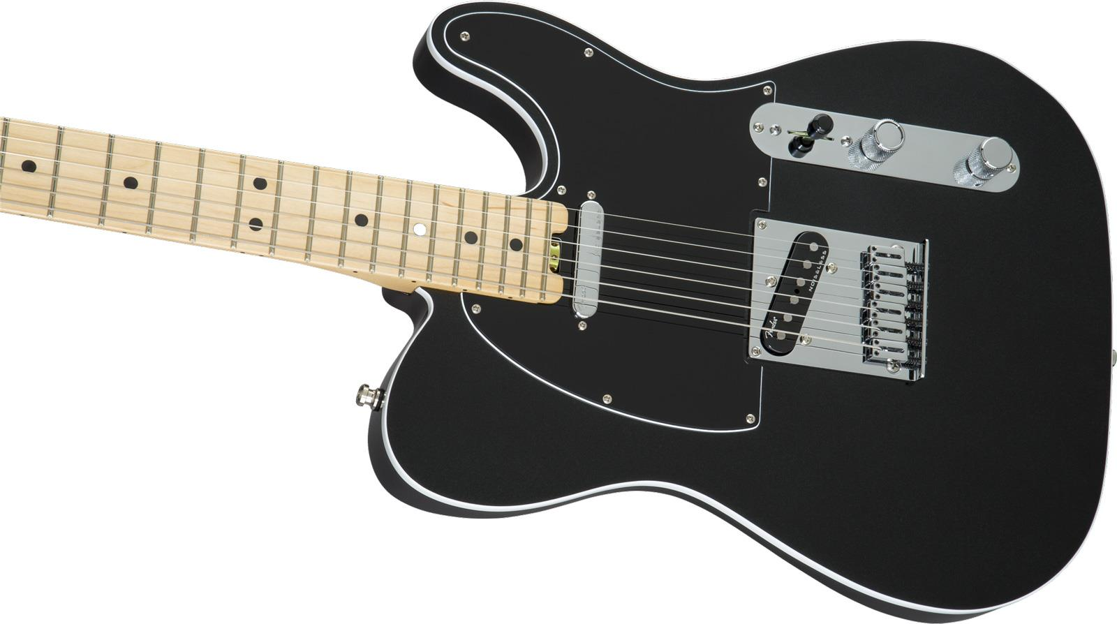 fender american elite telecaster mn mystic black keymusic. Black Bedroom Furniture Sets. Home Design Ideas
