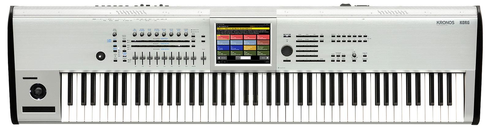 Korg Kronos-88 Limited Edition Platinum