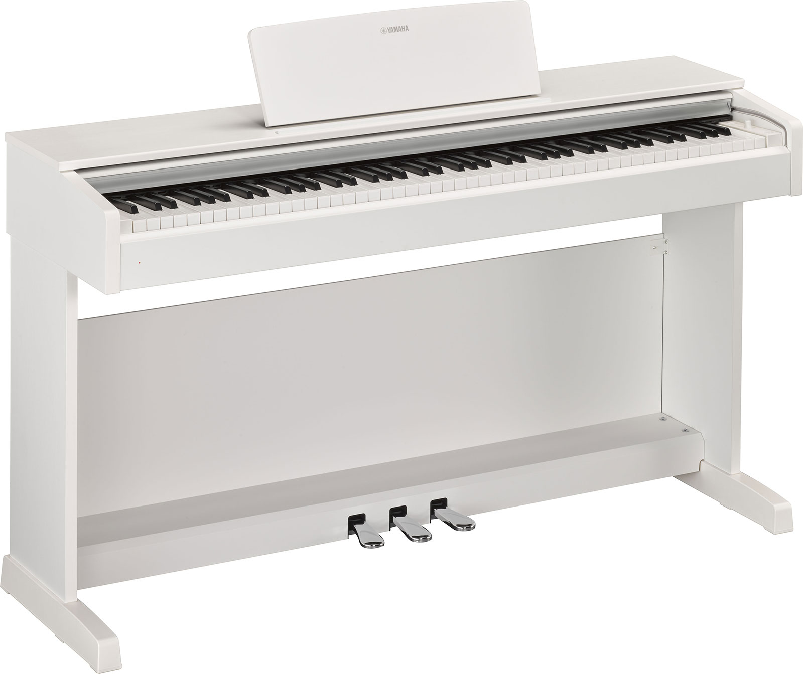 yamaha ydp 143 arius white keymusic. Black Bedroom Furniture Sets. Home Design Ideas