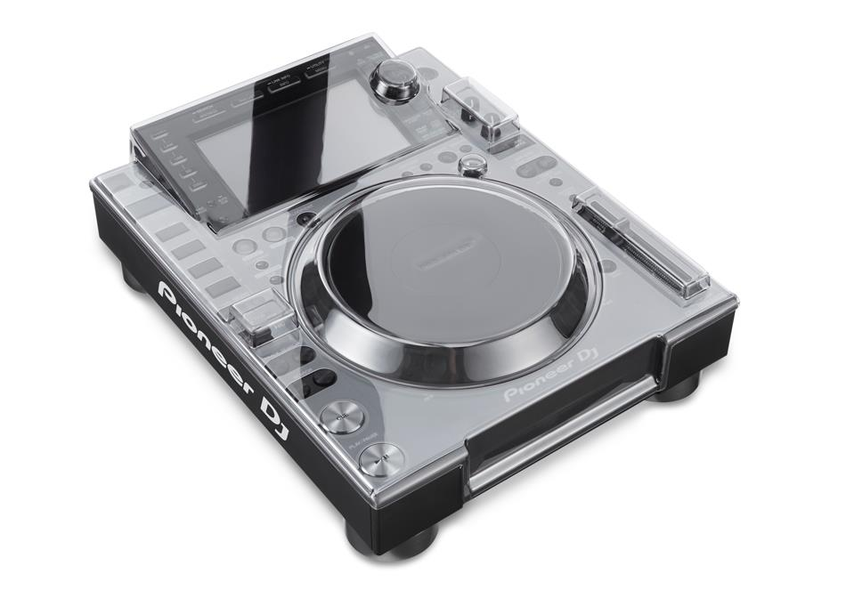 decksaver pioneer cdj 2000 nxs2 cover keymusic. Black Bedroom Furniture Sets. Home Design Ideas