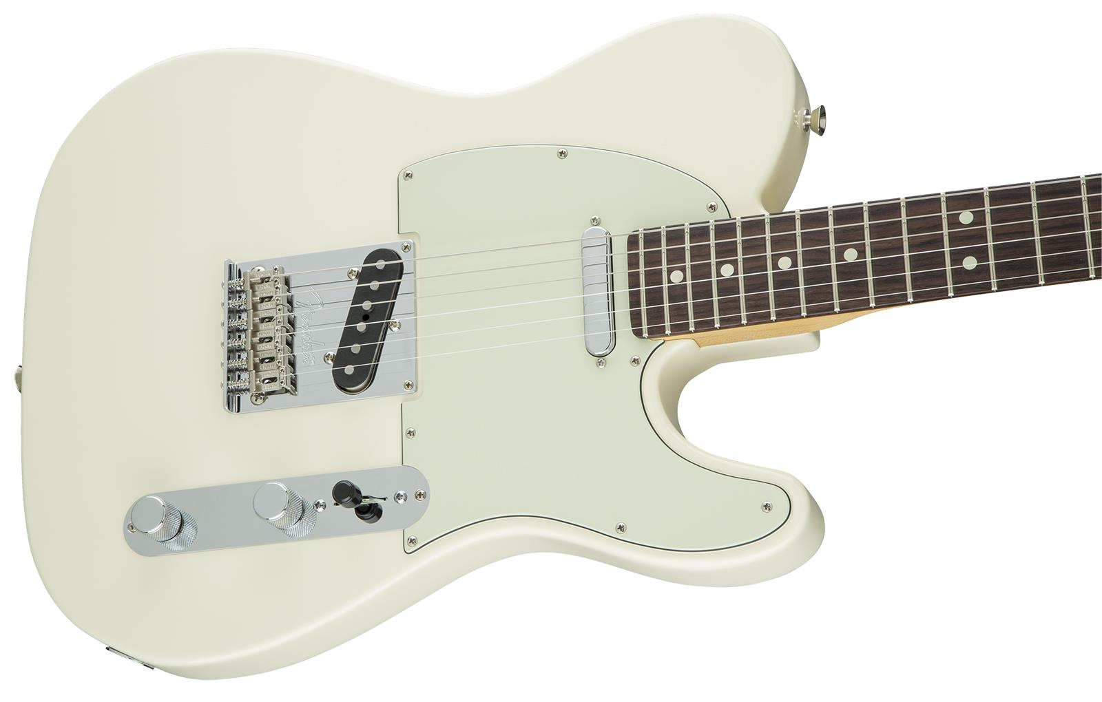 fender limited edition american standard telecaster olympic white keymusic. Black Bedroom Furniture Sets. Home Design Ideas