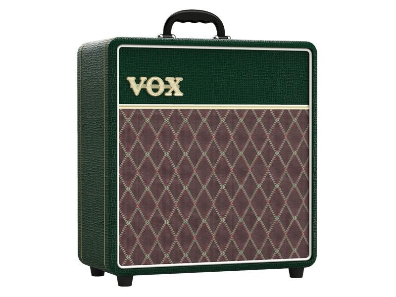 vox ac4c1 12 brg2 limited edition british racing green keymusic. Black Bedroom Furniture Sets. Home Design Ideas